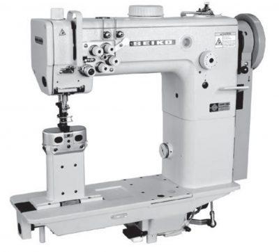 seiko-bbwp-28bl-post-bed-twin-needle-walking-foot-industrial-sewing-machine